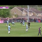Dulwich Hamlet 0-1 Grays Athletic, Ryman League Premier Division, 17/04/17 | Match Highlights