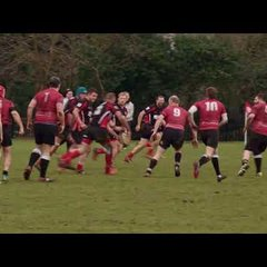 Halstead Templars vs Colchester 10th March 2018