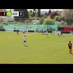 MATCH HIGHLIGHTS: Greenwich Borough vs Godalming Town