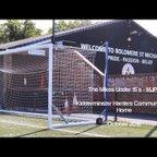 Boldmere St Michaels Under 15's MJPL v's Kidderminster Harriers Community FC
