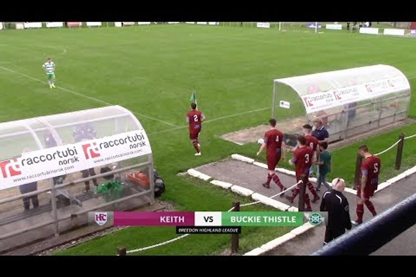 Keith vs Buckie Thistle | Highlights | Breedon Highland League | 10 August 2019