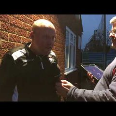 POST MATCH INTERVIEW - Concord Rangers 2-1 Oxford City
