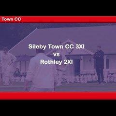 STCC 3XI vs Rothley 2XI