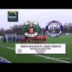 Grays Athletic FC  vBury Town FC Bostic North 5/1/2019