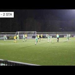 AFC Sudbury A vs Stanway Pegasus Highlights