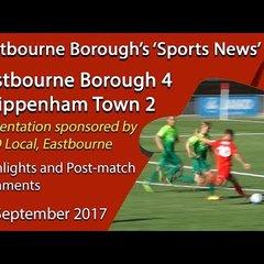 Eastbourne Borough 4 v 2 Chippenham Town