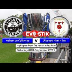 Atherton Collieries v Glossop North End 30/09/17
