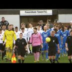 Faversham Town v Three Bridges - Jan 2015