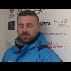 Boardman & Herring Interview | Crusaders Live | Hungerford Town vs Billericay Town | 25.11.2017