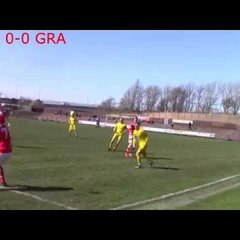 WORKINGTON REDS VS GRANTHAM MATCH DAY HIGHLIGHTS!!!
