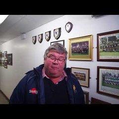 Rugby Nats TV - UNSUNG HERO (Nigel Birrell) Bury St Edmunds Rugby Club 25.11.17