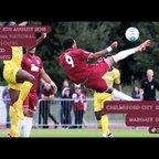 Highlights - Chelmsford City vs Margate