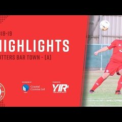 Highlights: Potters Bar 1-1 Worthing [A]