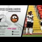 HIGHLIGHTS: Gateshead 1-0 Gloucester City (12/10/19)