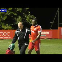 Tunbridge Wells vs Haywards Heath Town - Emirates FA Cup Replay  - 5th September 2017