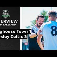 Brighouse Town 1-3 Farsley (friendly) | Adam Lakeland on second pre-season win
