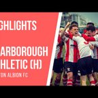 MATCH HIGHLIGHTS   Witton Albion 2-1 Scarborough Athletic