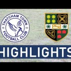 Thatcham Town FC vs Yate Town FC Highlights!