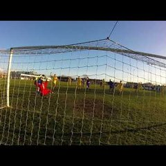 GOAL CAM: Squires Gate 3-2 City of Liverpool FC