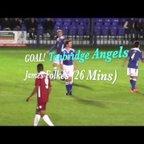 TONBRIDGE ANGELS VS HASTINGS UTD - Robert Dyas League Cup 13/10/2015