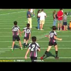 Sunday December 17th 2017 Okapi Wanderers Rugby FC U13 vs Key Biscayne Rugby (I)