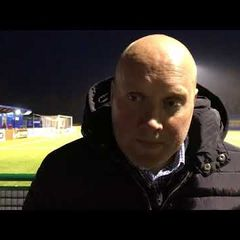 POST MATCH INTERVIEW - Oxford City 0-1 Whitehawk