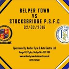 Belper Town 2 - 1 Stocksbridge Park Steels 2nd February 2016 Highlights