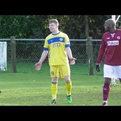 Potters Bar Town FC VS Hertford Town FC - Bostik North Division
