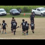 Okapi Wanderers Rugby FC U9 vs Wellington Wizards Rugby highlights 04 21 2018