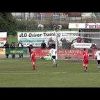Goalkeeper Jack Harding's man of the match performance on Saturday