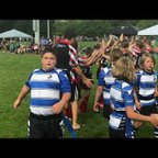Fergus 2017 tournament  with Waterloo County Rugby Club U10 and U6
