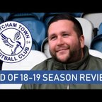 End Of 2018-19 Season Review! | Interview with Danny Robinson