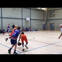 Sensational sixty seconds, Eagles vs Hoops, Oct 2017