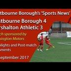 Eastbourne Borough 4 v 3 Carshalton Athletic