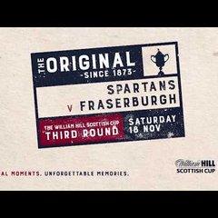 Spartans 1-2 Fraserburgh | William Hill Scottish Cup 2017-18 – Third Round