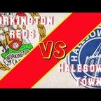 Workington Reds vs Halesowen Town 'THE SEASON IS BACK'