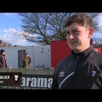 Salford City 2-1 Altrincham - Sam Walker post-match interview