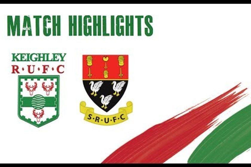 Selby RUFC v Keighley RUFC Highlights