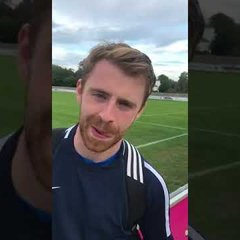 FA Cup - Post-Match Interview: Phoenix Sports 2-2 Lancing