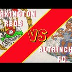 Workington Reds vs Altrincham VLOG!!!