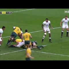 England v Australia highlights