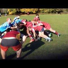 match play SCRFC vs Warlingham