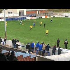 Skelmersdale United 1 Vs 3 Frickley Athletic - FA Trophy - 13/10/18