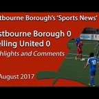 Eastbourne Borough 0 v 0 Welling United