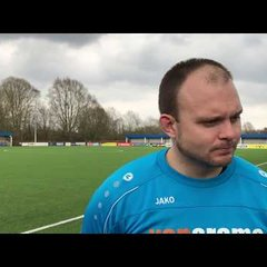 POST MATCH INTERVIEW - Oxford City 2-1 Eastbourne Borough