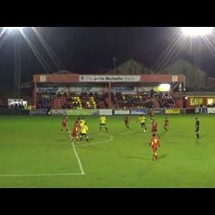 Banbury United 0 Hereford 1 - 10th October 2017 - Match Highlights