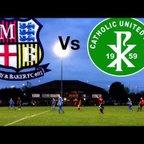 May and Baker FC VS Catholic FC