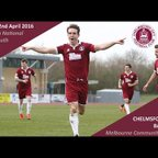 Chelmsford City 3 vs 1 Bath City - Extended Highlights