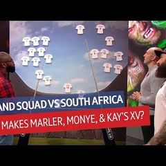 What is England's strongest XV? Joe Marler, Ugo Monye, and Ben Kay debate | Rugby Tonight with Sils lads in the studio