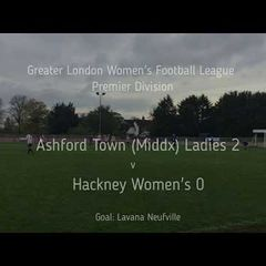 Ashford Ladies v Hackney